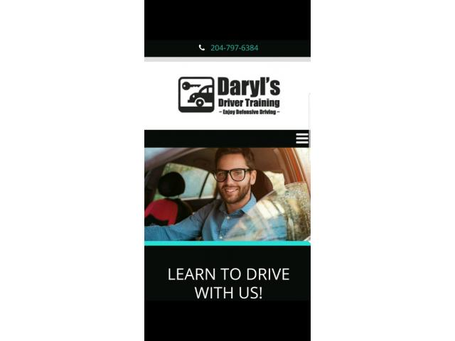 Daryl's Driver Training - Enjoy Defensive Driving