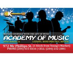 C&K Academy Of Music