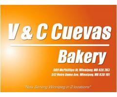 V & C Cuevas Bakery