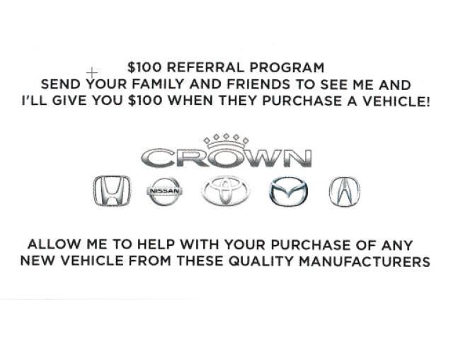 Crown Honda Mcphillips >> Michael Maliwanag Crown Honda Mcphillips Product Adviso