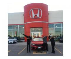 Mike Maliwanag - Crown Honda McPhillips