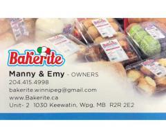 Bakerite Winnipeg