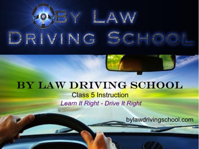 By Law Driving School